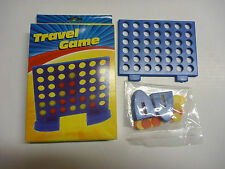 New Connect 4 Four style Portable Travel Size Vertical Checkers Kids Game