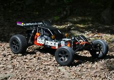 1-bs709t BSD Racing Prime Baja V2 RC Off Road Buggy spazzolato in scala 1:10 2.4 GHz UK