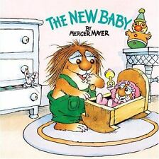 Golden Guides: The New Baby by Mercer Mayer (1985, Book, Other)