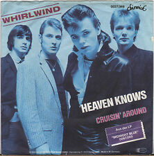 "WHIRLWIND ""HEAVEN KNOWS"" BRITISH ROCKABILLY SP 1980 CHISWICK 0037.069"