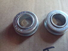 "2 Flanged Wheel Bearing 1-3/8"" x  5/8""  most Go Karts"