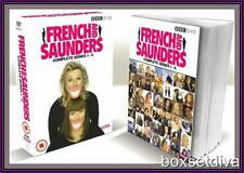 FRENCH AND SAUNDERS - COMPLETE BBC SERIES 1 2 3 4 5 & 6 **BRAND NEW DVD BOXSET *