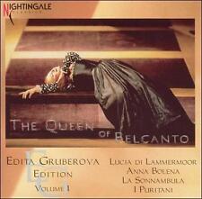 The Queen of Belcanto, New Music