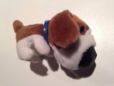 Mcdonalds Toy The Dog Artlist Collection Plush # 6 Beagle 2004 Mini Pup Puppy