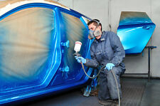 LEARN HOW TO SPRAY PAINT YOUR CAR TUTORIAL DVD STEP BY STEP BODY WORK REPAIR