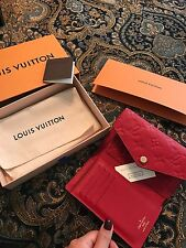 Louis Vuitton COMPACT CURIEUSE WALLET