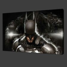 NOT FRAMED 12x19'' Canvas print Pictures batman Home Office Decoration movie