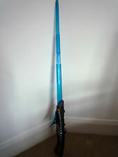 TRANSFORMERS LIGHT SABRE / SPRING LOADED / WITH LIGHT & SOUND /38 INCHES LONG