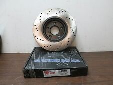 NEW Centric Parts 128.42080L Front Drilled Brake Rotor Free Shipping