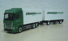 "Herpa - MB Actros `11 BigSpace KoHZ ""Traveco Transport AG"" (CH) Nr. 921671 -1:87"