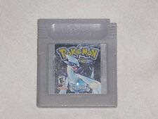 Pokemon Silver Nintendo GameBoy Color Game - Authentic & Working Save - READ