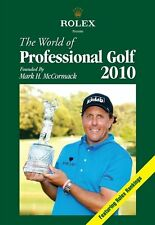 NEW BOOK The World of Professional Golf 2010 - Mark H. McCormack