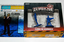 ZOMBICIDE - CURRO THE BOOKMAKER - BOXED - DASHBOARD - EXCLUSIVE KICKSTARTER