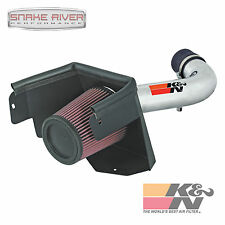 K&N PERFORMANCE COLD AIR INTAKE 07-11 JEEP WRANGLER 3.8L