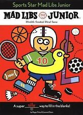 Mad Libs Junior: Sports Star Mad Libs Junior by Roger Price and Leonard Stern...