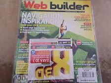 WEB BUILDER STEP BY STEP GUIDETO PHOTOSHOP DREAMWEAVER AN WITH CD-ROM NEW SEALED