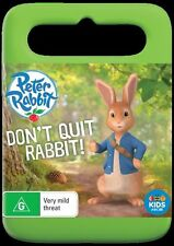 Peter Rabbit: Don't Quit Rabbit! NEW R4 DVD