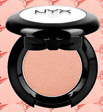 Nyx HOT SINGLE Eye Shadow ~ Gumdrop ~ Pallido Rosa Shimmer Eyeshadow