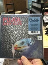 "PUJOL deep cuts (purple vinyl) 7"" single"