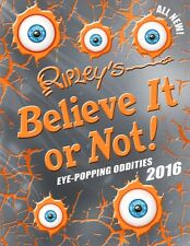 Ripley's Believe It or Not! 2016 (Annuals) (Hardcover), 9781847947529