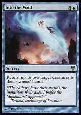 Into the Void X4 EX/NM Avacyn Restored MTG Magic Cards Blue Uncommon