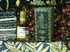 Magic of India Natural Perfume Oil Non-Alcoholic 10ml Roll-on Patchouli