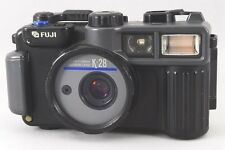 Fuji Fujifilm K-28 Water Proof Camera with 28mm F/3.9 Excellent from Japan