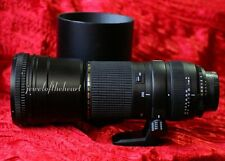 Tamron 200-500mm SP DI IF Zoom Lens for Nikon D50 D70 D80 D90 D200 D300 & More