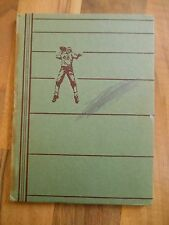 Old Vintage 1949 Book Famous Names in Football Louis R. Oshins Brooklyn College