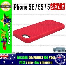 Genuine Speck Case Cover For iPhone SE 5S 5 Pixel Skin Strong Tough Slim Purple
