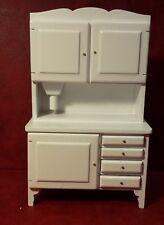 Dollhouse Miniature Kitchen Cabinet flour bin Cupboard 1:12 D72 Dollys Gallery