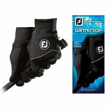 FootJoy Winter-Sof Golf Gloves Size Medium Large NEW!