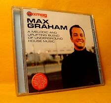 CD Max Graham Mixmag Live 14TR 2005 Progressive House, Trance, Tech House