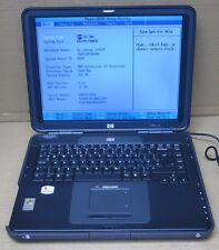 HP Compaq NX9105 AMD Athlon 1900+ 1.6Ghz 256Mb Ram No HDD XP Pro COA Spares
