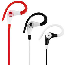 In-Ear Sports Running Active Earphone Earbuds Hook Headphone Headset DT
