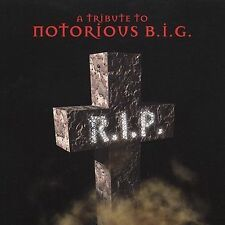Rest in Peace: B.I.G. Tribute by Various Artists (CD, Mar-2001, Cleopatra)