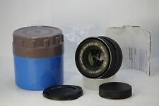 New! MC JUPITER-SUPER-M1 2/50mm M42 MADE IN RUSSIA 1997 Super Rare Lens!