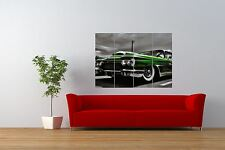PHOTO TRANSPORT VINTAGE CLASSIC AUTOMOBILE CAR HOT ROD GIANT ART POSTER NOR1039