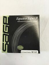 "SAGE EQUATOR TAPER II WF12F SALTWATER FLY LINE- NEW IN BOX ""OVER 60% OFF RETAIL"""