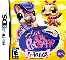 Littlest Pet Shop Country Friends (Nintendo DS) 3ds 2ds dsi XL