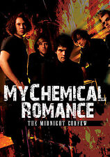 MY CHEMICAL ROMANCE New Sealed 2017 COMPLETE HISTORY & BIOGRAPHY DVD & CD SET