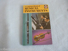 Vintage 1966 Lady Bird Book Musical Instruments Series 662
