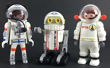 playmobil special astronaut space rocket toys figures shuttle rare new Robot Buy