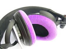 2 Ohrpolster 85 mm Velours z.B. für den Kopfhörer Sony MDR-V55 Stereo Headphones