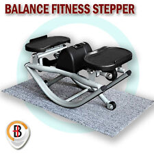 Mini Stepper Calves Thighs Balance Fitness Trainer Exercise Workout Home GYM