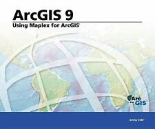 Using Maplex for ArcGIS: ArcGIS 9-ExLibrary