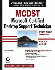 MCDST - Microsoft Certified Desktop Support Technician : Exams 70-271 and...