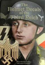 The Helmet Decals of the Third Reich Ken Niewiarowicz WW2 German Decal Book WWII
