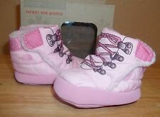 The North Face Infant Baby Girls NSE Bootie Pink Lady/Begonia Pink New size US 2