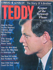 SHIPPED IN A BOX -  Teddy Keeper Of The Kennedy Flame